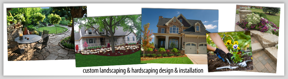 Monroe County Custom Landscaping, Hardscaping Design and Installation
